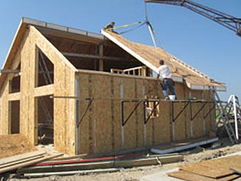 Structural Insulated Panels | Energy Efficient Building in Midwest ...