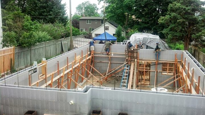 What Are Insulated Concrete Forms Icf Long Island